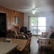 Cabin 1 living room 2