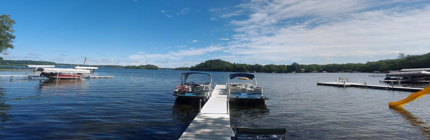 Sweetwater resort a resort near cushing minnesota for Fish trap lake mn