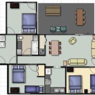 4B floor plan