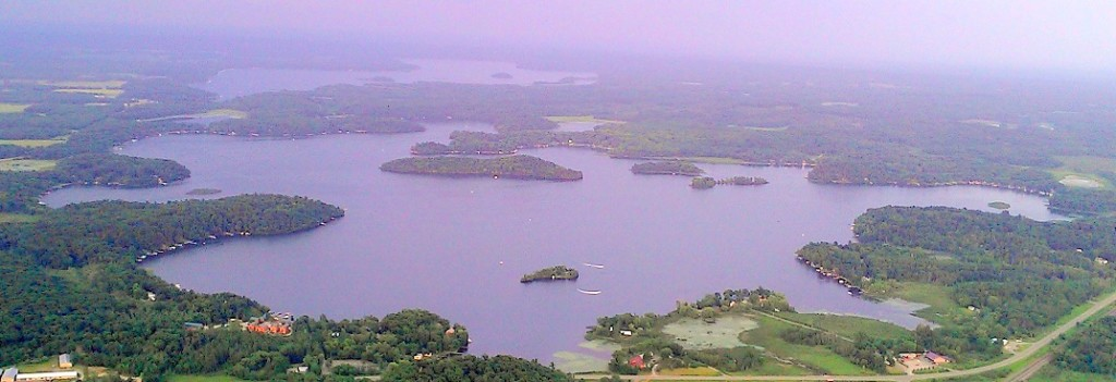 fish trap lake from the air-3